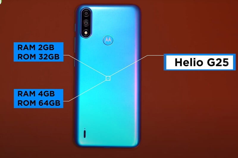 Motorola E7 Power Performance