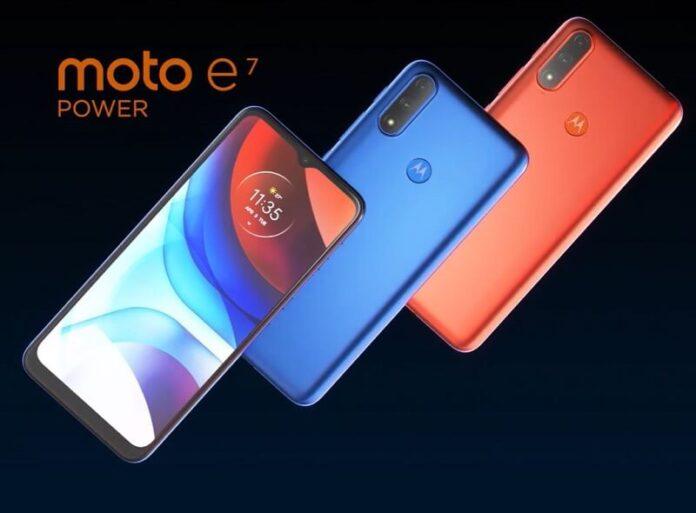 Motorola Moto E7 Power Price in Nepal