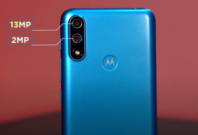 Motorola E7 Power Rear Camera