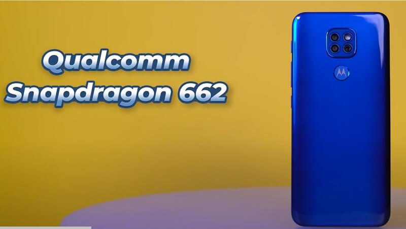 Motorola Moto G9 Play Processor