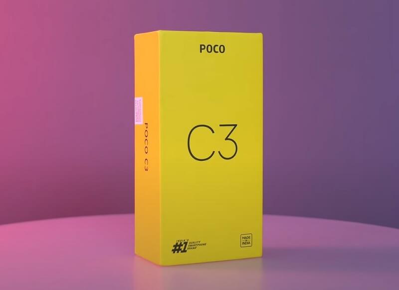 POCO C3 price in Nepal