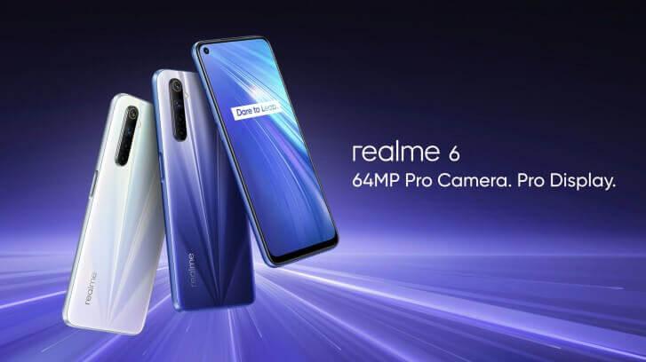 Realme 6 price in Nepal