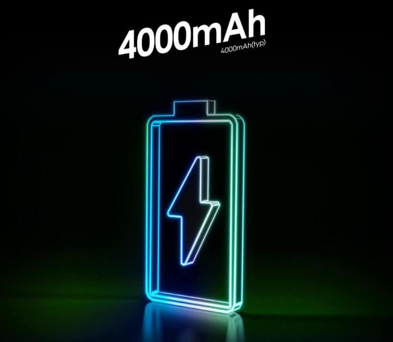 Tecno Camon 15 Pro Battery