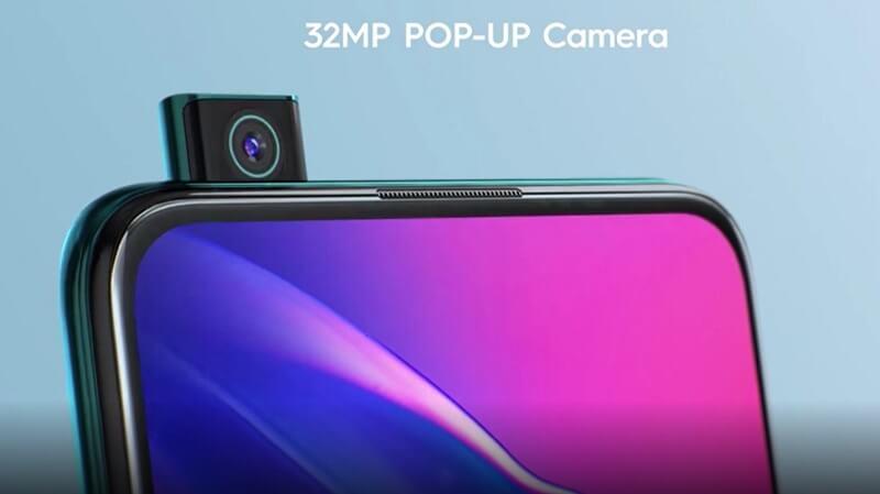 Tecno Camon 15 Pro Front Camera