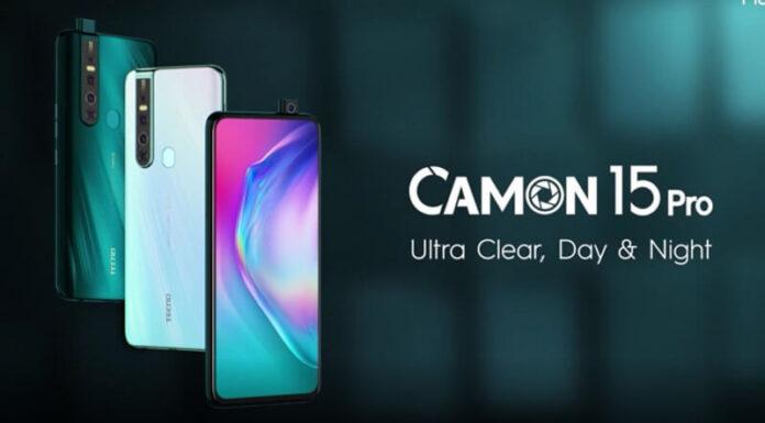 Tecno Camon 15 Pro Price in Nepal