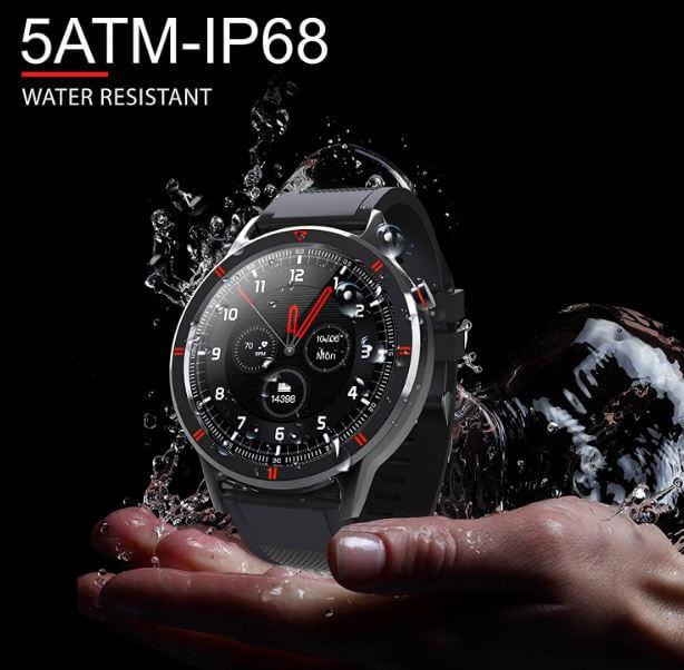 AQFit W15 Smartwatch Water Resistivity