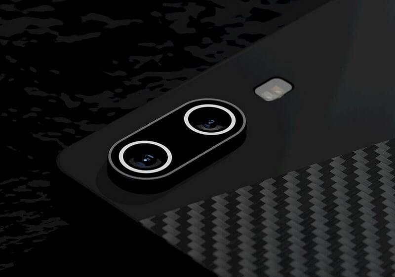 Carbon 1 MK II Rear Camera