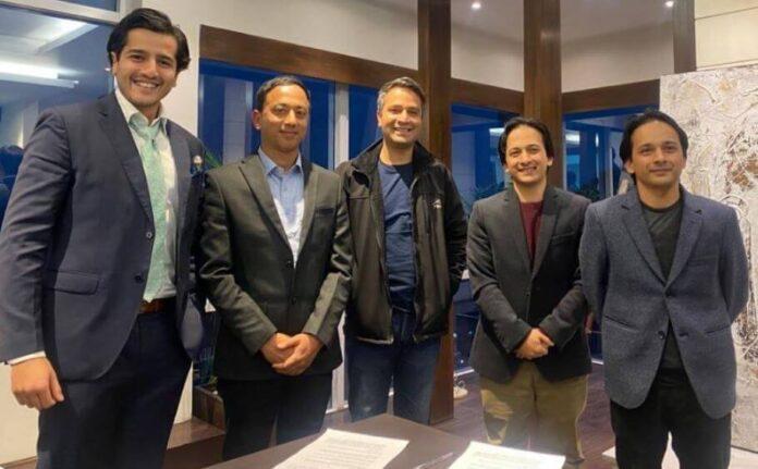 MNS Acquires Hamrobazar