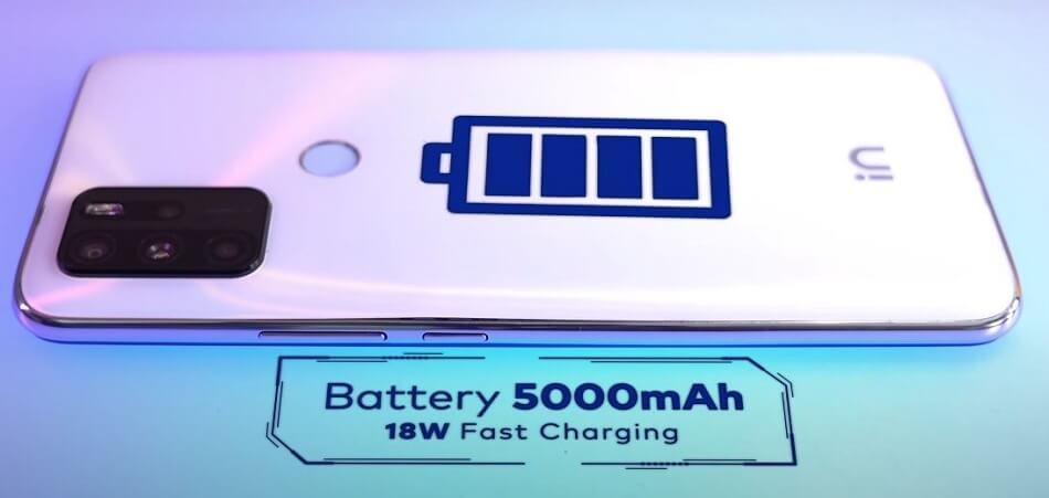 Micromax IN Note 1 Battery