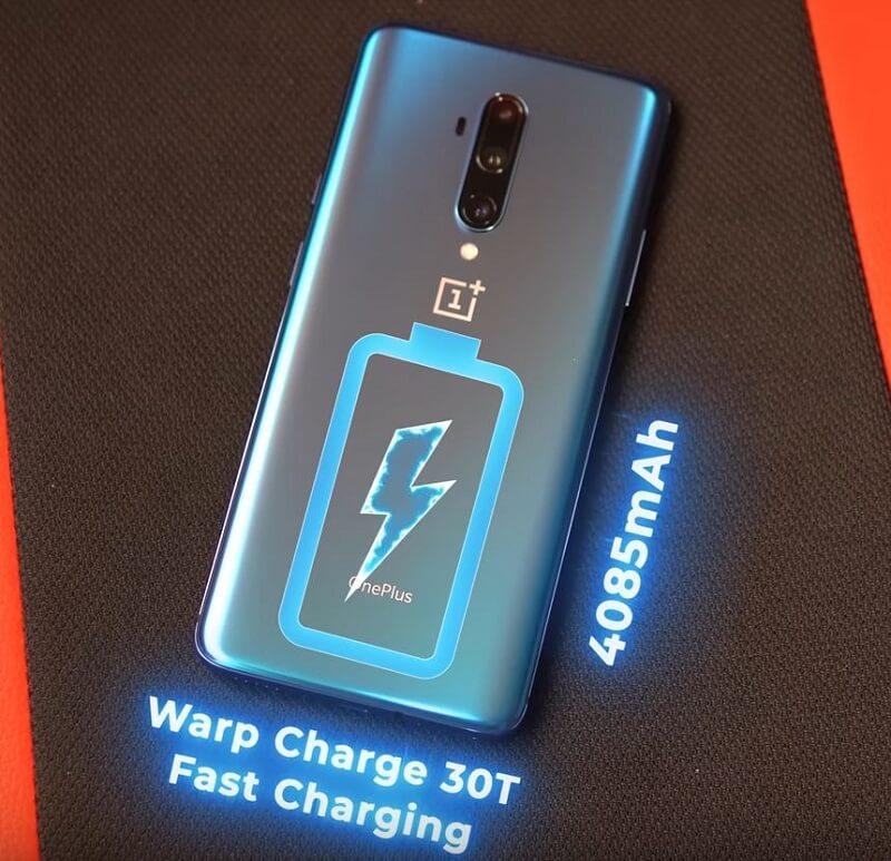 OnePlus 7T Pro Battery