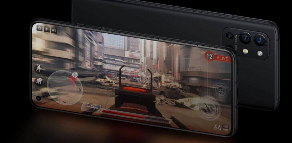 OnePlus 9R Performance