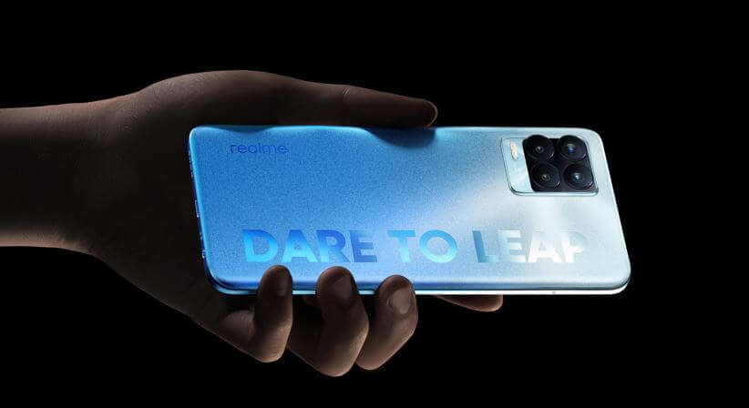 Realme 8 Pro Design and Build Quality