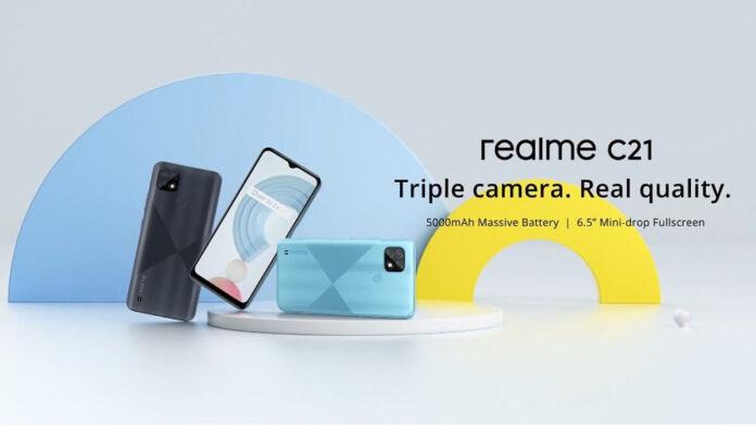 Realme C21 Price in Nepal