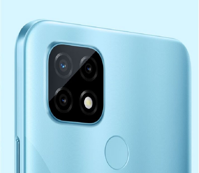 Realme C21 Rear Camera
