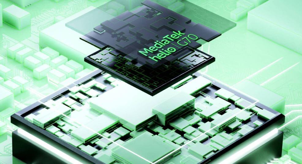 Realme C25 Processor
