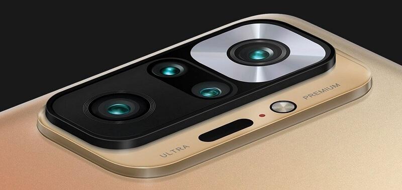 Redmi Note 10 Pro Max rear camera