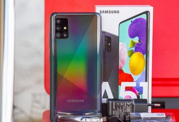 Samsung Galaxy Design and Built Quality