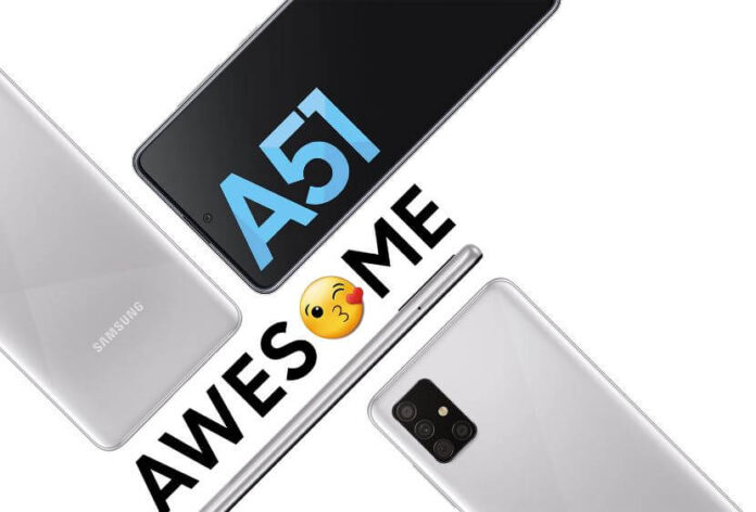 Samsung Galaxy A51 Price In Nepal