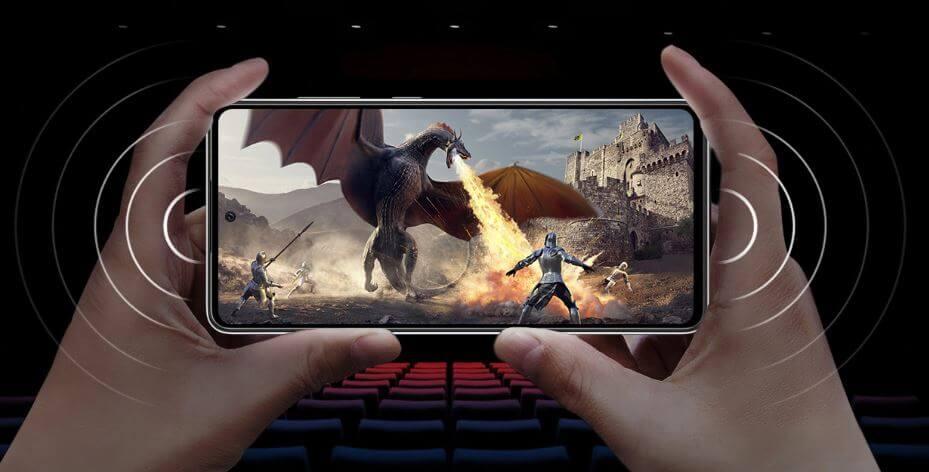 Samsung Galaxy A72 Performance