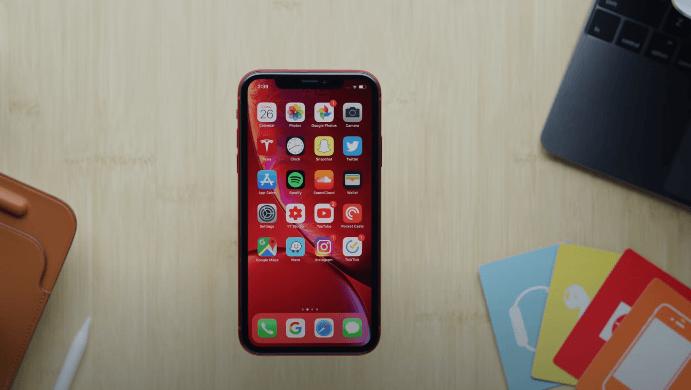iPhone XR Design