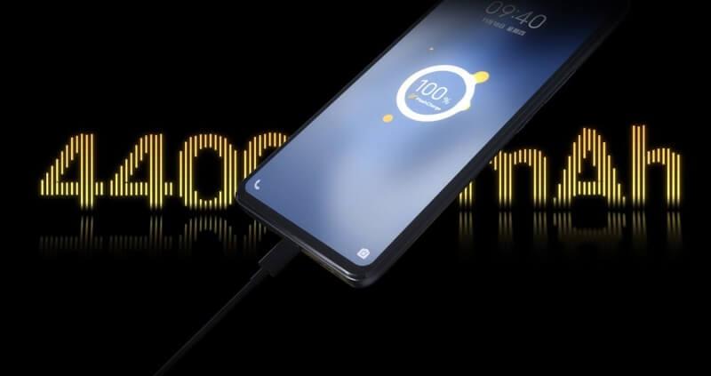 iQOO Neo 5 Battery