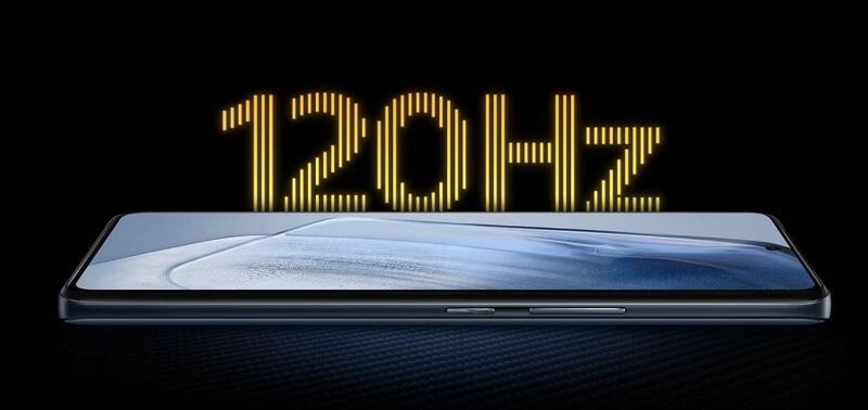 iQOO Neo 5 Display