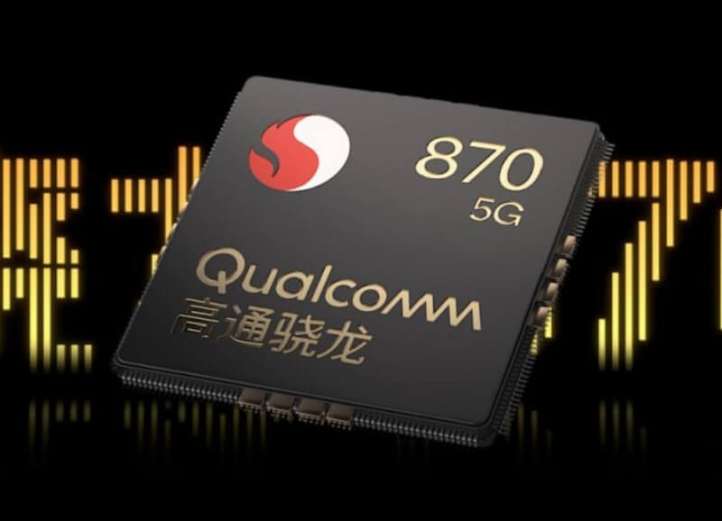 iQOO Neo 5 Processor