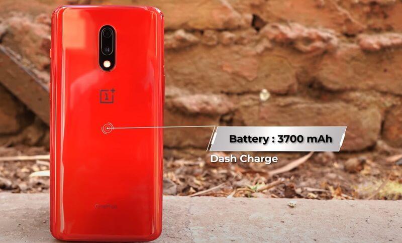 OnePlus 7 Battery