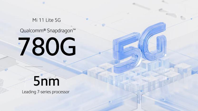 Mi 11 Lite 5G Processor