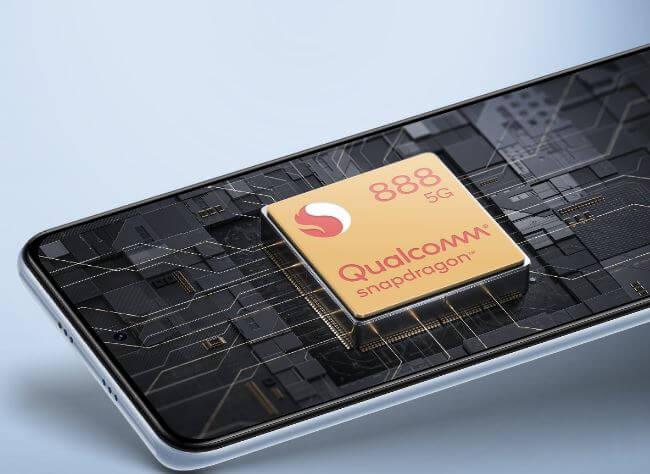 Xiaomi Mi 11 Processor