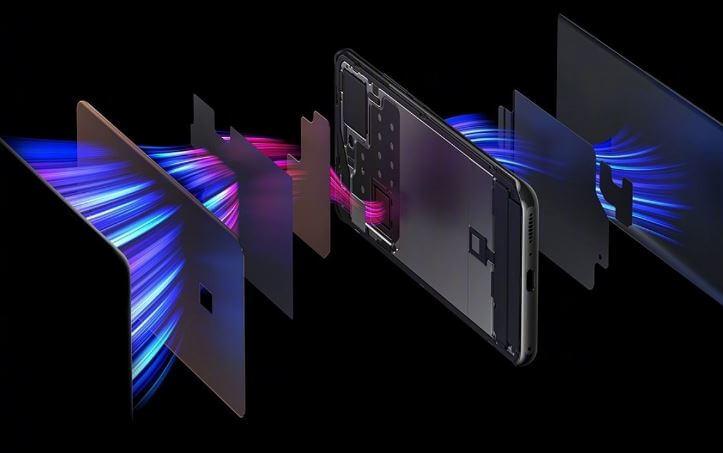 Xiaomi Mi 11 Ultra Cooling Technology