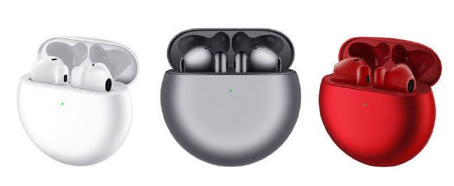 Huawei FreeBuds 4 Design and Build Quality