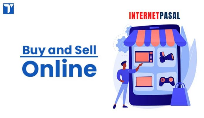 InternetPasal: Buy and Sell Anything Online