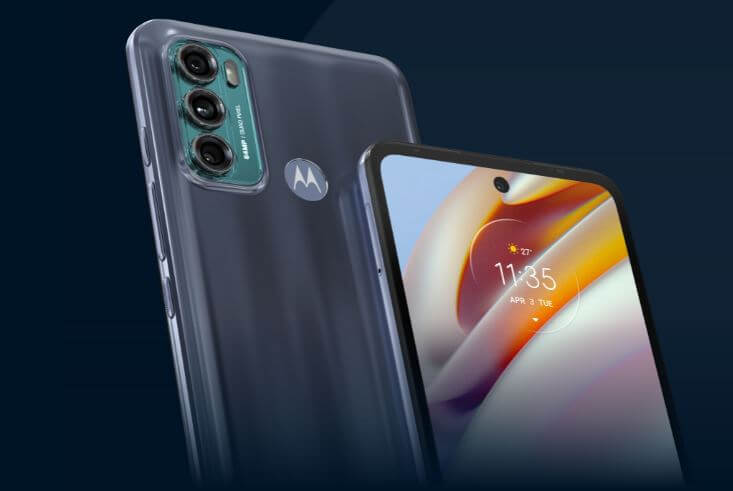 Motorola Moto G40 Fusion Camera
