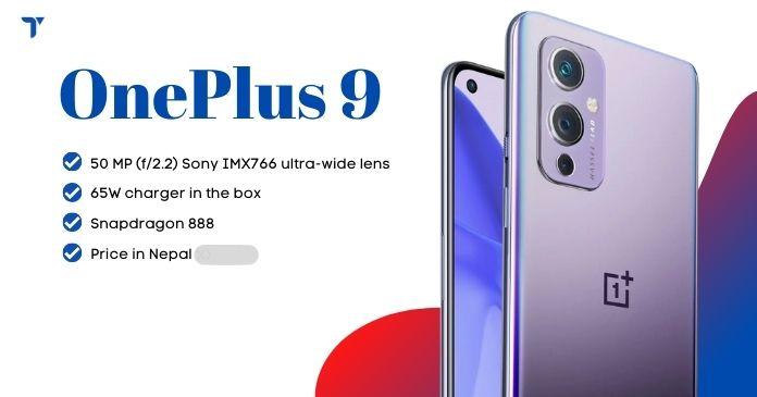 OnePlus 9 Price in Nepal