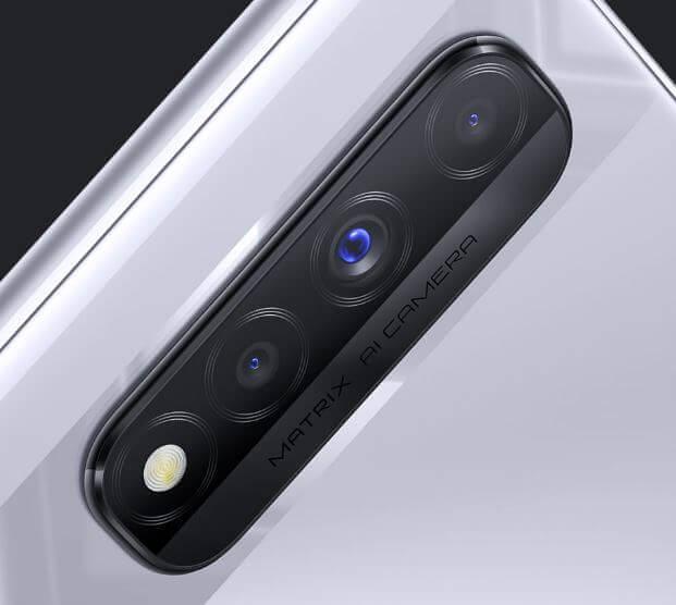 Realme Narzo 30 Camera