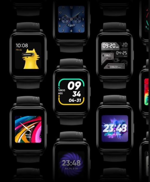 Realme Watch 2 Watch Faces