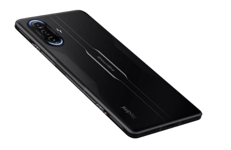 Redmi K40 Gaming Edition Design and Build Quality