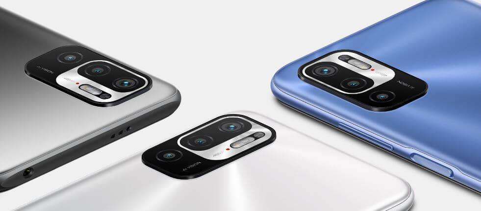 Redmi Note 10 5G Camera