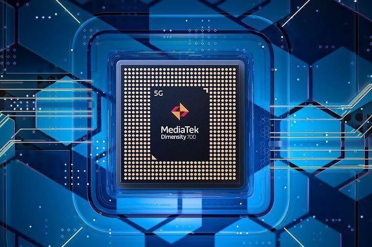 Redmi Note 10 5G Processor