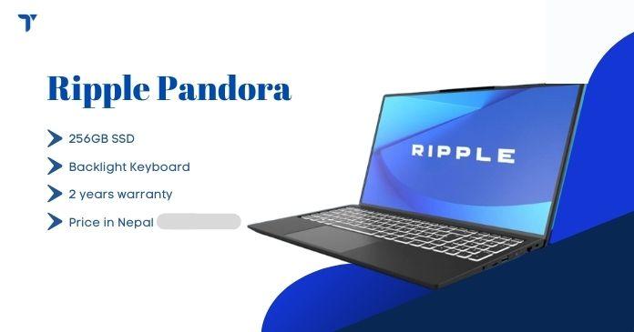 Ripple Pandora Price in Nepal