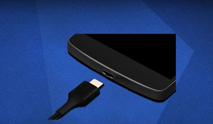 Samsung Galaxy Quantum 2 Battery Charging Port