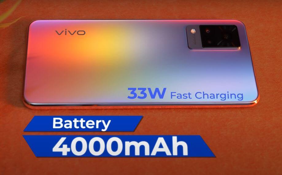 Vivo V21 5G Battery