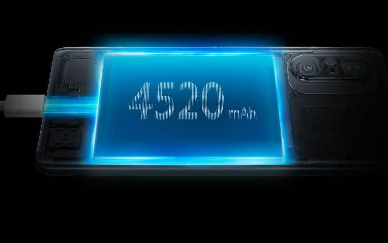 Xiaomi Mi 11X Pro Battery