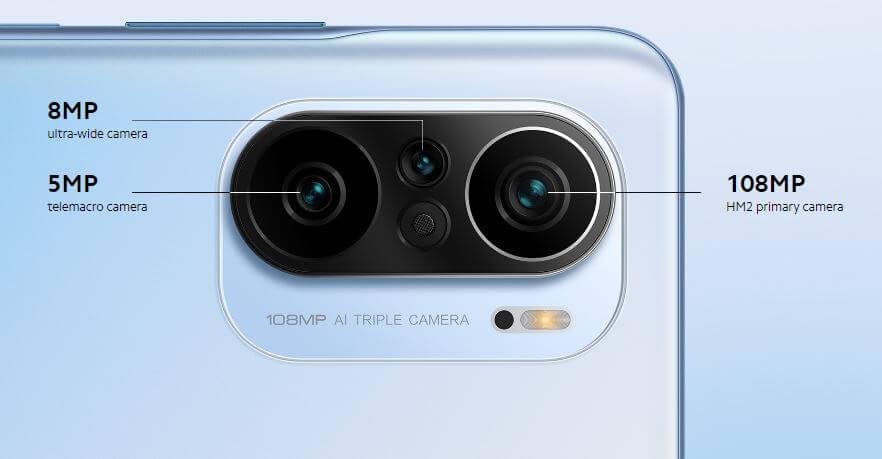 Xiaomi Mi 11X Pro Camera