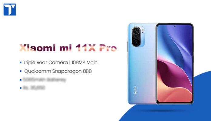 Xiaomi Mi 11X Pro Price in Nepal