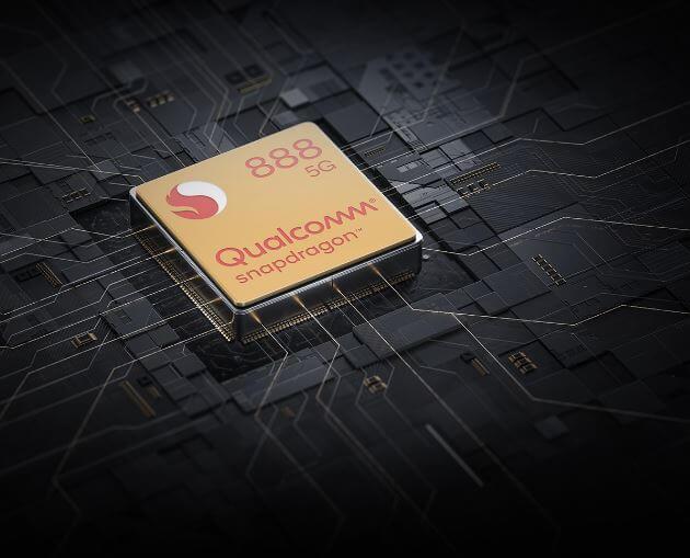 Xiaomi Mi 11X Pro Processor
