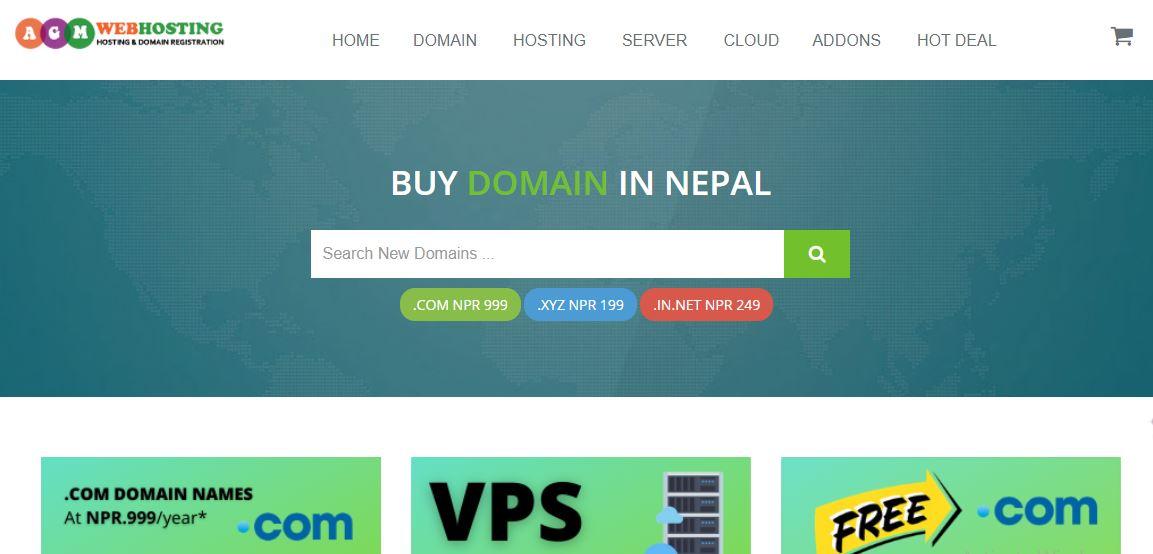 agm webhosting review