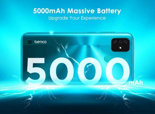 benco V80 Battery