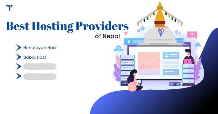 best hosting provider in nepal